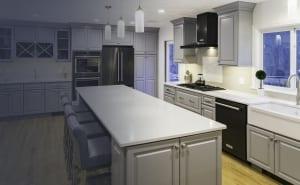 Rhode Island Kitchen Model