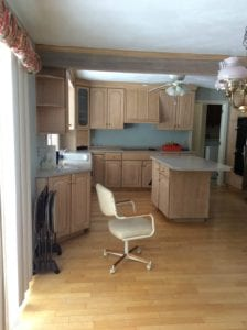 RI Kitchen Remodel
