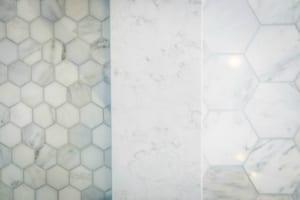 Rhode Island bathroom Remodel Floor