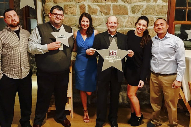 DiStefano Brothers Win Chamber Choice Award: Best Employer