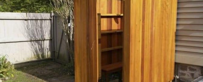 outdoor shower rhode island