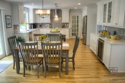 Bonnet shores kitchen remodel