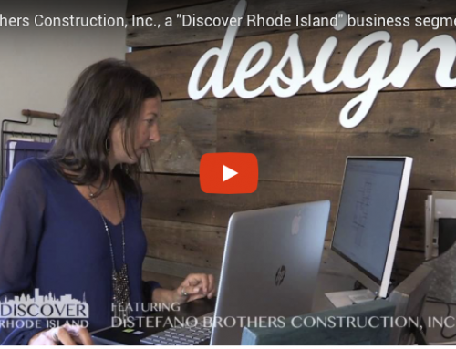 """DiStefano Brothers:  a """"Discover Rhode Island"""" Business Segment"""