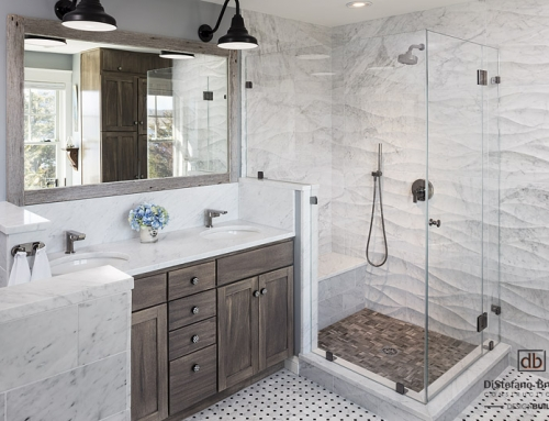 A Coastal Bathroom