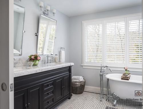 A Classic Bathroom