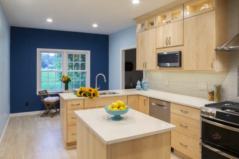 RI Kitchen remodel