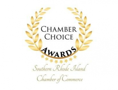 DiStefano Brother's Construction are Presented with the Solidarity Award by So. RI Chamber of Commerce