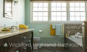 A Wickford Highland Bathroom