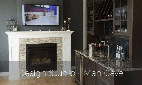 Design Studio - Man Cave