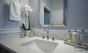 Powered Room perfection bathroom remodel