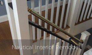Nautical Interior remodel
