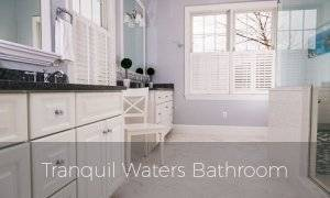 Tranquil Waters Bathroom