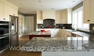 Wickford Highlands Kitchen