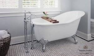 A Classic Bathroom remodel