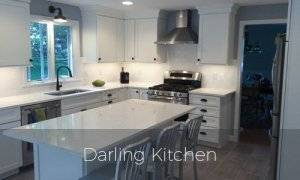 Darling Kitchen Remodel