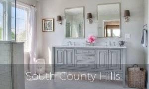 South County Hills Bathrrom
