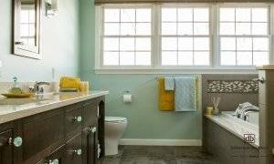 A Sophisticated Bathroom Remodel