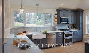 Perryville Farm House Kitchen