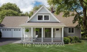 the narragansett exterior remodel