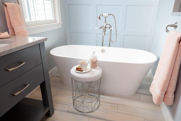 Rhode Island Bathroom remodel