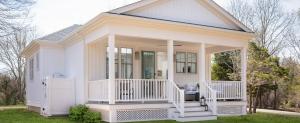 Rhode Island Custom Home Builder - newly built cottage