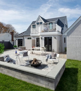 Rhode Island External Remodel