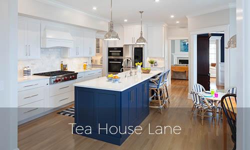 Tea House Lane Kitchen remodel