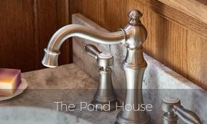 The pond house bathroom remodel