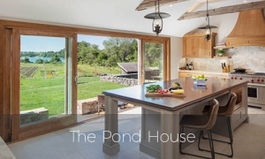 The Pond house Kitchen remodel