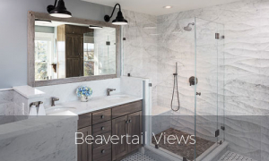 Beavertails Views: a bathroom remodel