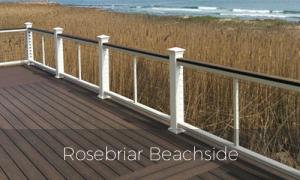 Rosebriar Beach Deck remodel