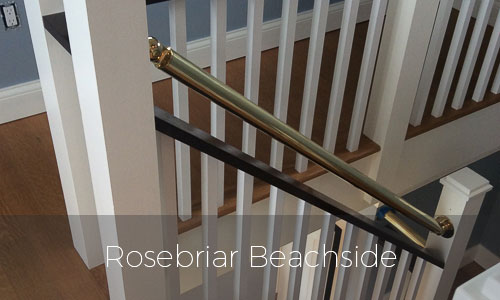 Rosebriar Beachside Interior Remodel