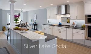 Silver Lake, RI, Kitchen Remodel