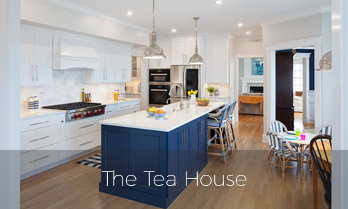 Tea House Lane Kitchen remodel