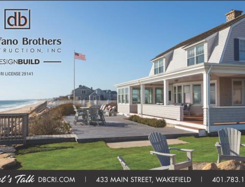 Design-Build Advertisement in SO Rhode Island  – Weekapaug Waterfront