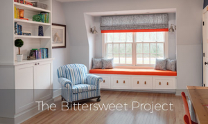 The Bittersweet project interior remodel