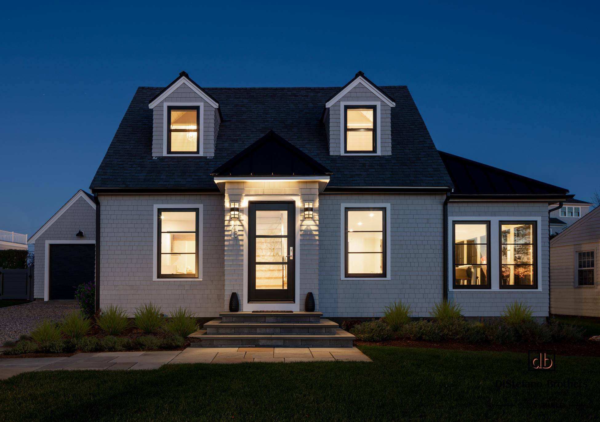 Bonnet Bliss, Rhode Island, Whole House Remodel
