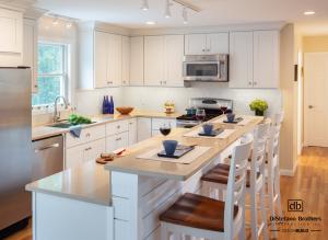 The Narragansett, Rhode Island, Whole-House Remodel