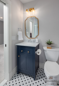 The Bitterweet project Bathroom remodel