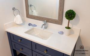Weekapaug RI Waterfront Bathroom Remodel