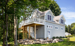 Whole House Remodel Wickford Cove Boat House