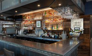 Matunuck Oyster Bar: commercially remodeled