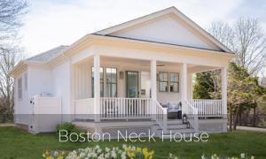ri whole house remodel - boston neck house