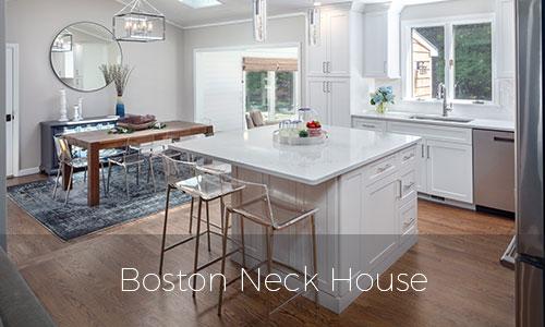 Rhode Island Home Builder - Boston Neck House