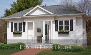 Boston Neck House