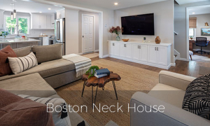 Boston neck house interior remodel