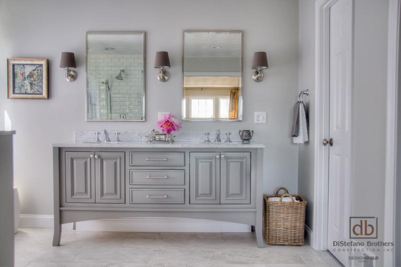 Southern Rhode RI Bathroom Remodel