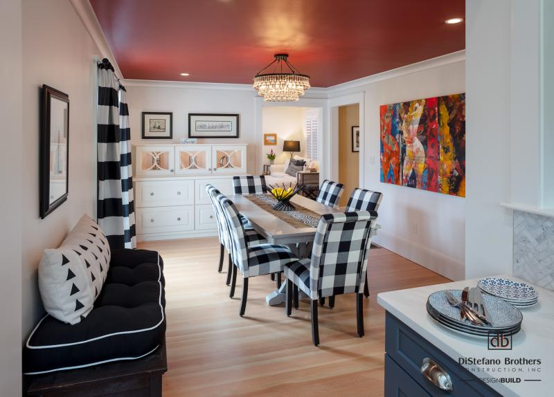 whole house remodel in rhode island - interior