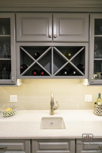 Matunuck RI Kitchen Remodel