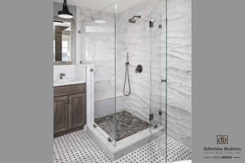 A Coastal Bathroom | Rhode Island Bathroom Remodel